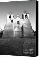 Assisi Canvas Prints - Sacred Place Canvas Print by Shelby McQuilkin