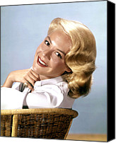 1950s Portraits Canvas Prints - Sandra Dee, Ca. 1950s Canvas Print by Everett