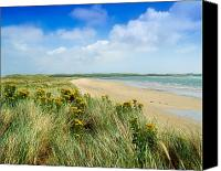 European Union Canvas Prints - Sandunes At Fethard, Co Wexford, Ireland Canvas Print by The Irish Image Collection