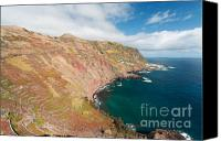 Azoren Canvas Prints - Santa Maria - Azores Canvas Print by Gaspar Avila