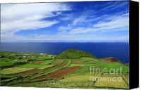 Azoren Canvas Prints - Sao Miguel - Azores islands Canvas Print by Gaspar Avila