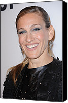 At A Public Appearance Canvas Prints - Sarah Jessica Parker At A Public Canvas Print by Everett