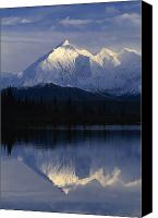 Selection Canvas Prints - Scenic Mountain Lake Canvas Print by Natural Selection Robert Cable
