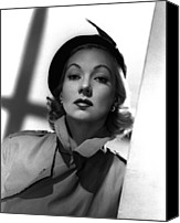 1950 Movies Photo Canvas Prints - Shadow On The Wall, Ann Sothern, 1950 Canvas Print by Everett