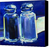 Artists Canvas Prints - Shakers Canvas Print by Penelope Moore