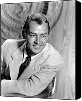 1953 Movies Canvas Prints - Shane, Alan Ladd, 1953 Canvas Print by Everett