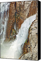 Idaho Canvas Prints - Shoshone Falls Canvas Print by Tom Gautier Photography