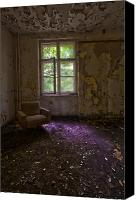 Haunted House Canvas Prints - Sitting alone Canvas Print by Nathan Wright