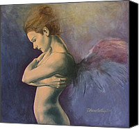 Emotion Canvas Prints - Sky below ground Canvas Print by Dorina  Costras