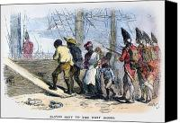 American Revolution Canvas Prints - Slavery: West Indies, 1780 Canvas Print by Granger