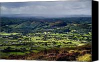 European Union Canvas Prints - Slieve Gullion, Co. Armagh, Ireland Canvas Print by The Irish Image Collection