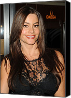 Sofia Canvas Prints - Sofia Vergara At A Public Appearance Canvas Print by Everett