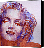 Monroe Canvas Prints - Some Like It Hot Canvas Print by Paul Lovering
