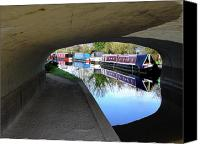 Waterway Canvas Prints - South West Vision Canvas Print by Rod Johnson