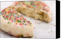 Sharing Canvas Prints - Sprinkled Sugar Cookies 2 Canvas Print by Alan Look