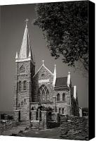 Harpers Ferry Canvas Prints - St. Peters Catholic Chuch Canvas Print by Judi Quelland
