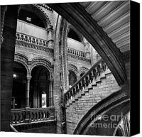 Escher Canvas Prints - Stairs and Arches Canvas Print by Martin Williams