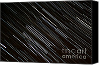 Startrail Canvas Prints - Star Trails at the Equator Canvas Print by Stephen Whisman