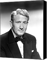 1948 Movies Canvas Prints - State Of The Union, Spencer Tracy, 1948 Canvas Print by Everett