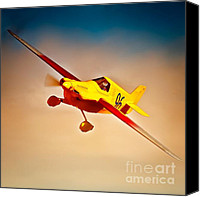 Senegal Canvas Prints - Steve Senegal and Formula One Race 96 Miss Demeanor Reno 2010 No 2 Canvas Print by Gus McCrea