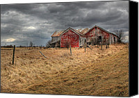 Rural Scenes Photo Canvas Prints - Still For Sale Canvas Print by Lori Deiter