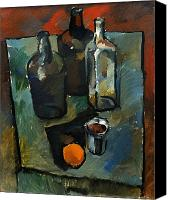 Valeriy Mavlo Canvas Prints - Still life 3 Canvas Print by Valeriy Mavlo
