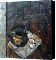 Valeriy Mavlo Canvas Prints - Still life 4 Canvas Print by Valeriy Mavlo