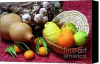 Feed Canvas Prints - Still-life Canvas Print by Carlos Caetano