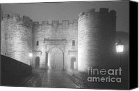 Fort Canvas Prints - Stirling Scotland - Now THATs a castle Canvas Print by Christine Till