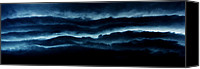 Fantasy Photo Canvas Prints - Storm Canvas Print by Rachel Christine Nowicki