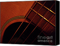 Strum Canvas Prints - Strum Canvas Print by Lauren Hunter