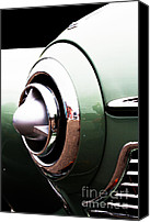 Family Room Canvas Prints - Studebaker Dream Canvas Print by ArtyZen Studios