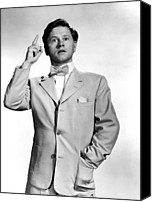 1948 Movies Canvas Prints - Summer Holiday, Mickey Rooney, 1948 Canvas Print by Everett