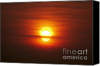 Daybreak Canvas Prints - Sunrise 1 Canvas Print by Tony Cordoza