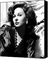 Publicity Shot Canvas Prints - Susan Hayward, Eagle-lion Films, 1949 Canvas Print by Everett