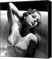 Publicity Shot Canvas Prints - Susan Hayward, Paramount Pictures, 1939 Canvas Print by Everett
