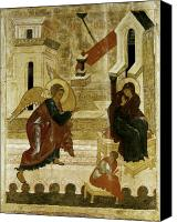 Annunciation Canvas Prints - The Annunciation Canvas Print by Granger