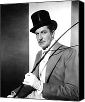 1959 Movies Canvas Prints - The Big Circus, Vincent Price, 1959 Canvas Print by Everett