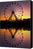 Jazzland Canvas Prints - The Big Easy Canvas Print by Pixel Perfect by Michael Moore