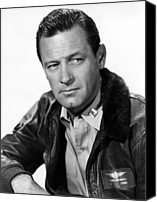 1950s Movies Canvas Prints - The Bridges At Toko-ri, William Holden Canvas Print by Everett