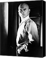 Fid Photo Canvas Prints - The Brothers Karamazov, Yul Brynner Canvas Print by Everett