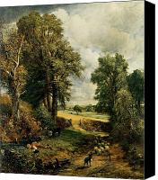 1776 Canvas Prints - The Cornfield Canvas Print by John Constable