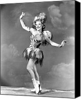Publicity Shot Canvas Prints - The Countess Of Monte Cristo, Sonja Canvas Print by Everett