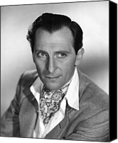 1950s Portraits Canvas Prints - The End Of The Affair, Peter Cushing Canvas Print by Everett