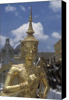 Torch Canvas Prints - The Grounds Of The Grand Palace Canvas Print by Richard Nowitz