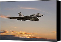 Raf Canvas Prints - The Guardian Canvas Print by Pat Speirs