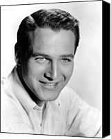 1950s Movies Canvas Prints - The Helen Morgan Story, Paul Newman Canvas Print by Everett