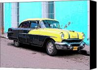Havana Daydreams Canvas Prints - The Killer Bee Canvas Print by Dominic Piperata