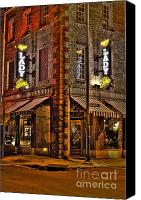 Photographers Atlanta Canvas Prints - The Lady and Sons  Canvas Print by Corky Willis Atlanta Photography