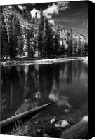  Yosemite Canvas Prints - The Lengths That I Would Go To Canvas Print by Laurie Search